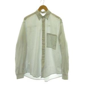 オーラリー AURALEE 20AW WASHED FINX TWILL BIG SHIRT シャツの買取実績
