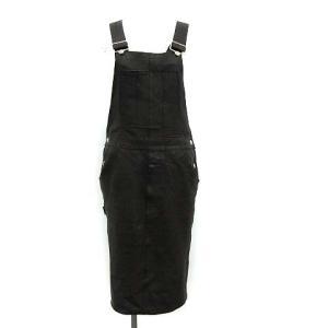 マディソンブルー MADISONBLUE 18AW HELLO ジャンパースカート ワンピース カウレザーの買取実績