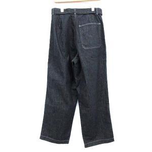 グラフペーパー Graphpaper 20AW Colorfast Denim Belted Pants デニムパンツの買取実績