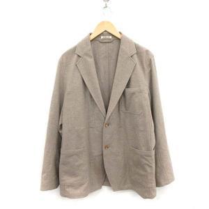 オーラリー AURALEE 20AW WOOL FULLING FLANNEL JACKET テーラードジャケットの買取実績