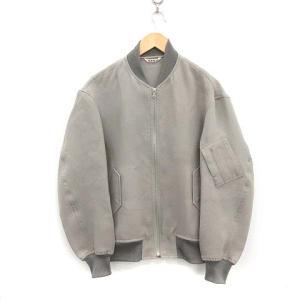 オーラリー AURALEE 20AW SILK TRIPLE CLOTH ZIP BLOUSON ブルゾンの買取実績