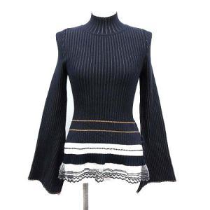 マメクロゴウチ  Mame Kurogouchi 20AW ニット カットソー Rib Jacquard Knitted Topの買取実績