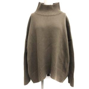 チノ CINOH 19AW オーバーサイズドハイネックセーターの買取実績