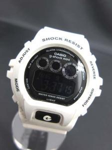 ジーショック G-SHOCK ミニ GMN-691 腕時計 デジタル 白 ホワイト