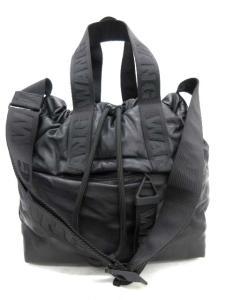 アレキサンダーワン ALEXANDER WANG 美品 H&M ハンドバッグ ショルダーバッグ レザー 黒 ブラックの買取実績