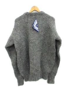 フォーティーファイブアールピーエム 45rpm ニット セーター クルーネック アルパカ混 長袖 グレー 5の買取実績