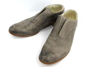 アーツ&サイエンス ARTS & SCIENCE レザーシューズ 革靴 スリッポン グレー 25の買取実績