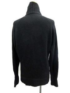 ヨウジヤマモト YOHJI YAMAMOTO ジャケット ニット ジップアップ ウール 黒 3 /☆Q16 メンズの買取実績