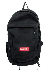 シュプリーム SUPREME リュック バックパック ボックスロゴ 黒 ブラック /☆G49 メンズ