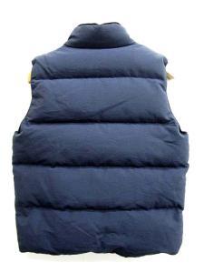 エンジニアードガーメンツ Engineered Garments ダウンベスト P 紺 /MK109 メンズの買取実績