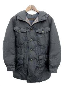 フォーティーファイブアールピーエム 45rpm ウミキューゼロハチ umii908 ダウンジャケット ナイロン フード付き 3 紺 /YM507 メンズ