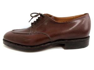 ロイド フットウェア Lloyd Footwear ビジネスシューズ レザー 6.5 茶 メンズ