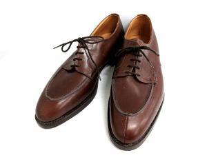 【Lloyd Footwear/ロイド フットウェア】 レザービジネスシューズ/茶/AG-969の買取実績