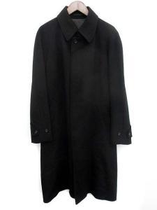 アレグリ allegri コート ロング カシミア 黒 M メンズ