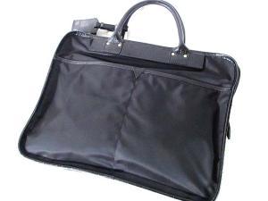 フェリージ Felisi ブリーフケース クロコ型押し 書類鞄 ビジネスバッグ 切替 レザー 黒 8637の買取実績