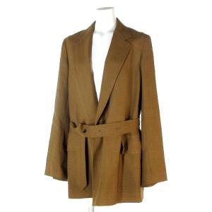オーラリー AURALEE 20SS WOOL CUPRA LINEN CLOTH JACKET ジャケットの買取実績