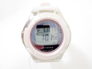 【Baby-G/ベビージー】 Tripper/MultiBand6 BGD-1300/タフソーラー腕時計/ピンク/デジタル