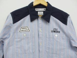 ラディアル RADIALL シャツの買取実績