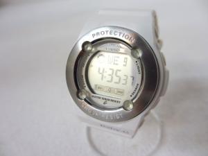 【Baby-G/ベビージー】 BG-1300/ウインターパステル 腕時計 白/稼働品/ホワイト/ウォッチ/レディース/CASIO/カシオ