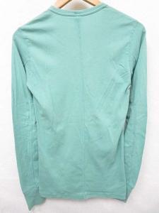 アタッチメント ATTACHMENT 長袖Tシャツ Sサイズ1 緑系■管理番号M12678SSS17 メンズの買取実績
