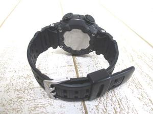 カシオジーショック CASIO G-SHOCK MUDMAN マッドマン タフソーラー 腕時計 GW-9010 黒の買取実績