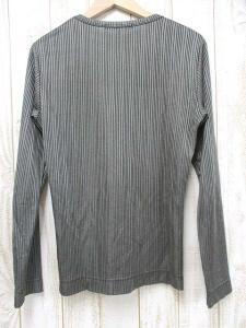 5351プールオム 5351 POUR LES HOMMES 長袖 ストライプ カットソー 3 シャイニーカーキ Tシャツの買取実績