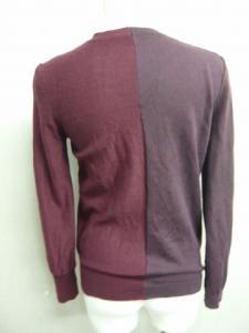 カルヴェン CARVEN ニット カーディガン 2トーン 長袖 赤紫 サイズS/J19の買取実績