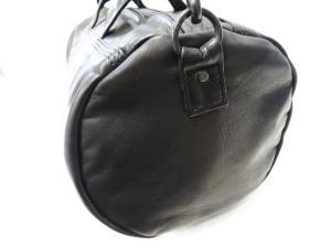 ポーター PORTER ボストン バッグ 斜め掛け ショルダー2WAY ポーチ付 黒 ブラック メンズの買取実績