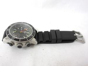 タイメックス TIMEX インテリジェント クォーツ デプス 腕時計 ブラック 黒の買取実績