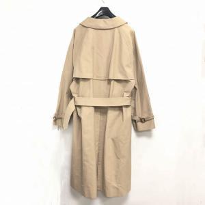 グラフペーパー Graphpaper 20SS Double Cloth Peach Trench Coat トレンチコートの買取実績