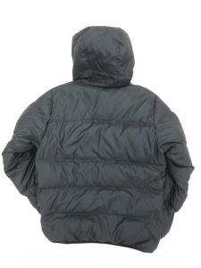 ナイキ NIKE ダウンジャケット リバーシブル チャコールグレー size XL 秋冬 161126 メンズの買取実績