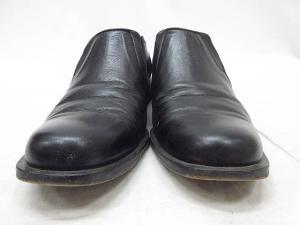 ヨウジヤマモト YOHJI YAMAMOTO ローファー シューズ 靴 レザー 黒の買取実績