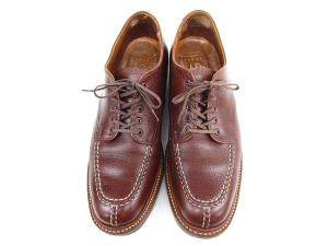 【ALDEN/オールデン】 ビームス別注/bpr/Vチップ/43921/シボ/ブラウン/茶/サイズ8/靴/シューズ/革靴の買取実績