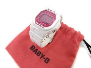 ベビージー Baby-G 腕時計 ホワイト 白 ピンク BG-5601 ウォッチ CASIO カシオの買取実績
