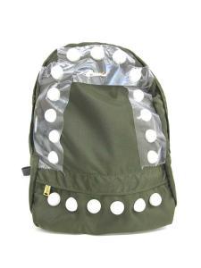 未使用品 ミュベール muveil リュック ミニ パール カーキ 16SS 鞄 ナイロン ミラベラ別注 MA61EBG701の買取実績