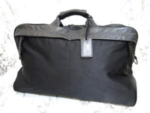 バーニーズニューヨーク BARNEYS NEW YORK ブリーフケース ビジネスバッグ 黒 ブラック メンズ