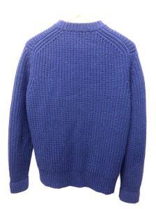 【Acne Studios/アクネ ストゥディオズ】 ニット セーター ウール 編み S 紺 ネイビー T-1002の買取実績