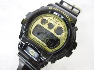 【G-SHOCK/ジーショック】 DW-6900CB クレイジーカラーズ 腕時計 ブラック
