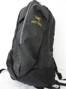 【ARC'TERYX/アークテリクス】 Arro 22 アロー22 リュックサック バックパック 黒