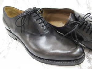 【Berluti/ベルルッティ】 ビジネスシューズ 革靴 プレーントゥ 内羽根 黒 7 1/2の買取実績