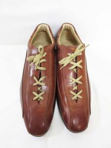 ヤンコ YANKO レザーシューズ 革靴 靴 レザー 本革 紐 ブラウン 茶 81/2 27.0 メンズの買取実績