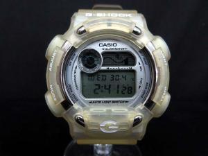 ジーショック G-SHOCK 腕時計 DW8600K DOLPHIN & WHALE 第7回国際イルカ・クジラ会議記念 R-2969S
