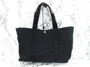 ポーター PORTER ペイント 横型 トートバッグ 鞄 黒 ◇YS-0411 ◇08の買取実績