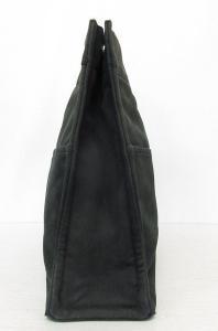 エルメス HERMES トート バッグ フールトゥ キャンバス ブラック 黒 TM14866の買取実績