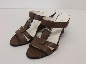 ダイアナ DIANA シューズ 靴 サンダル ヒール ブラウン M ※HBAI レディースの買取実績