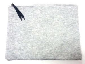 ニューバランス NEW BALANCE 15SS クラッチバッグ 非売品 ロゴ グレーの買取実績