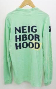 フリーシティ FREE CITY ロンT 長袖 Tシャツ カットソー ロゴプリント グリーン M(USA)の買取実績