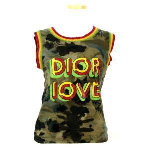 クリスチャンディオール Christian Dior タンクトップの買取実績