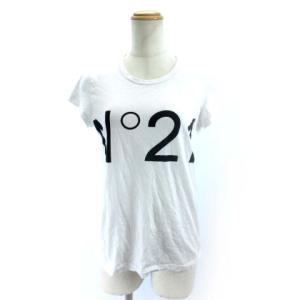 ヌメロヴェントゥーノ N°21 GILMAR Tシャツ 半袖 カットソー 白の買取実績