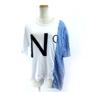 ヌメロヴェントゥーノ N°21 GILMAR デザイン 半袖 カットソー Tシャツの買取実績